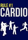 Zombie Survival Guide - Rule #1 Cardio by AlexNoir