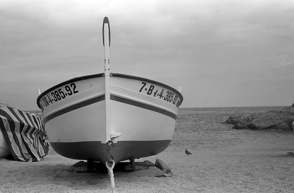 The Bow of a Spanish Boat by James2001