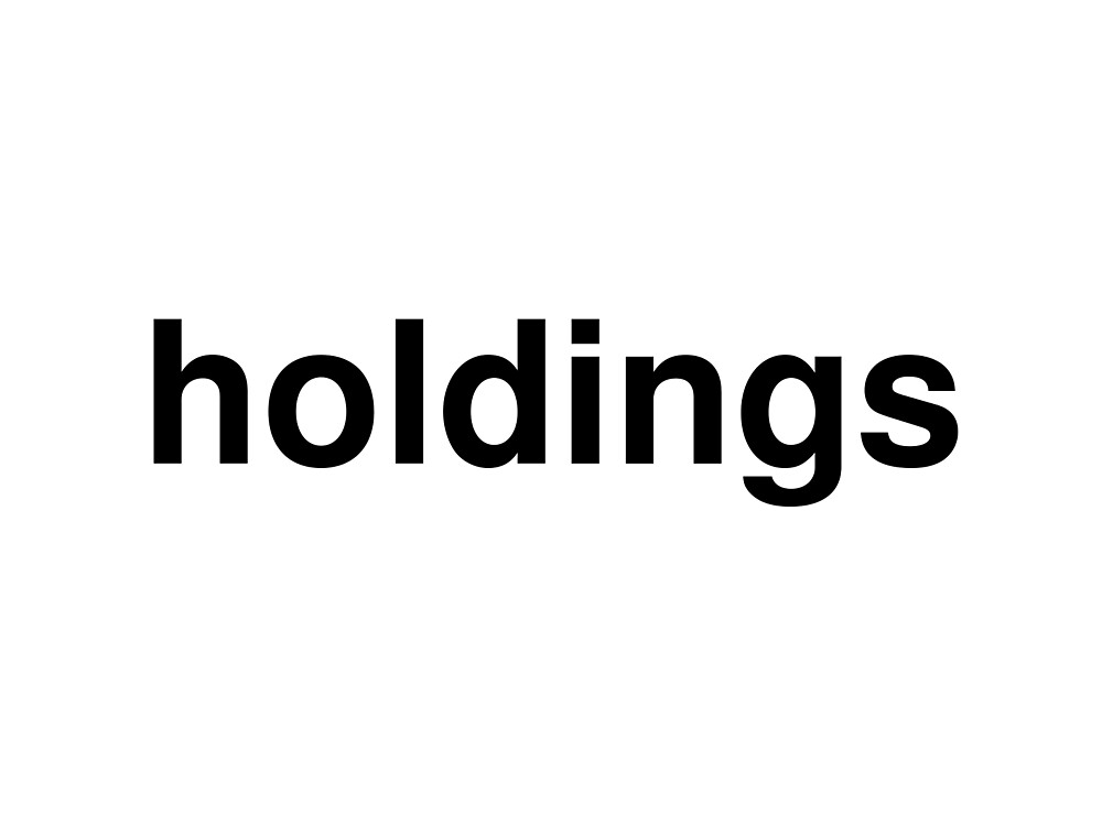 holdings by ninov94