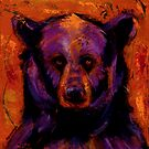 Black Bear People Are Dreamers II by Rosemary Conroy