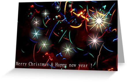 Christmas greetings II. by Grega Gerhard