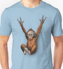 Evolution of Sound (Full body) Unisex T-Shirt