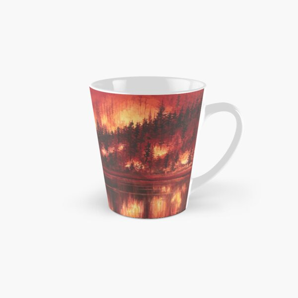 Forest Fire Tall Mug