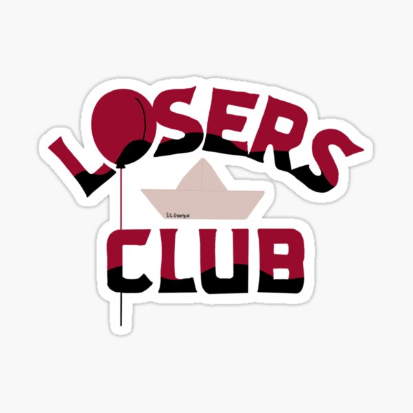 Loser Club Roblox Loser Gifts Merchandise Redbubble