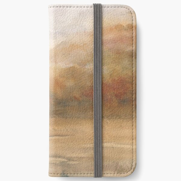 Autumn Fog iPhone Wallet