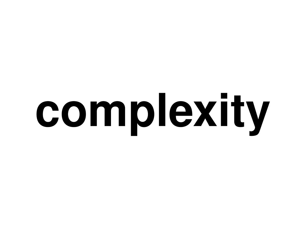 complexity by ninov94