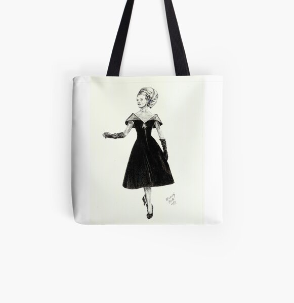 New Look and head-dress All Over Print Tote Bag