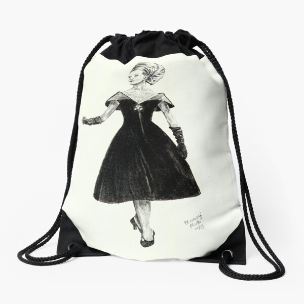 New Look and head-dress Drawstring Bag