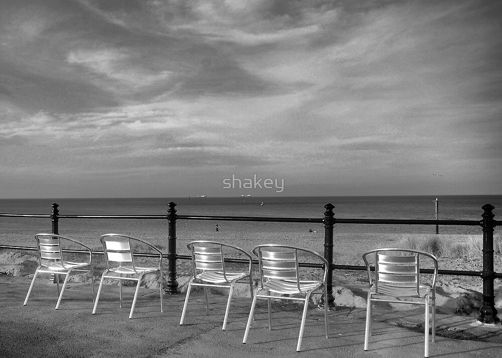 Sea view by shakey