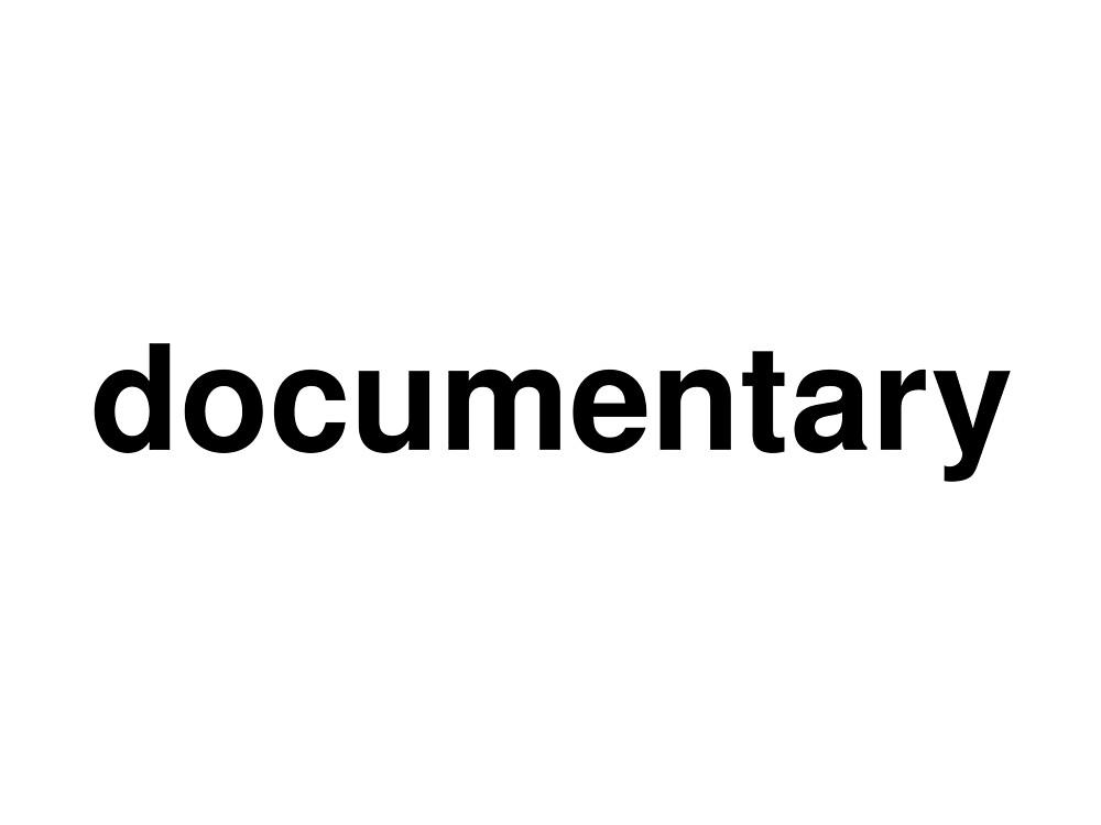 documentary by ninov94