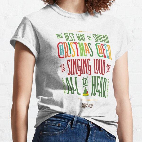 Buddy the Elf - Christmas Cheer Classic T-Shirt