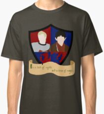 The Shield of Merlin & Arthur  Classic T-Shirt