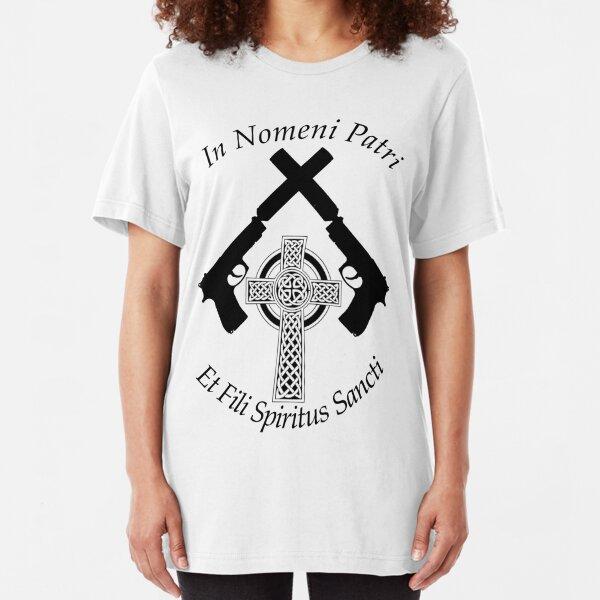 Boondock Saints Slim Fit T-Shirt