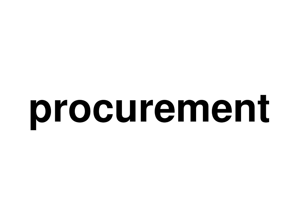 procurement by ninov94