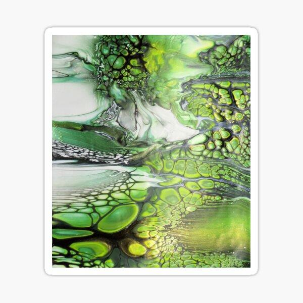 Emerald Ocean Gems Sticker