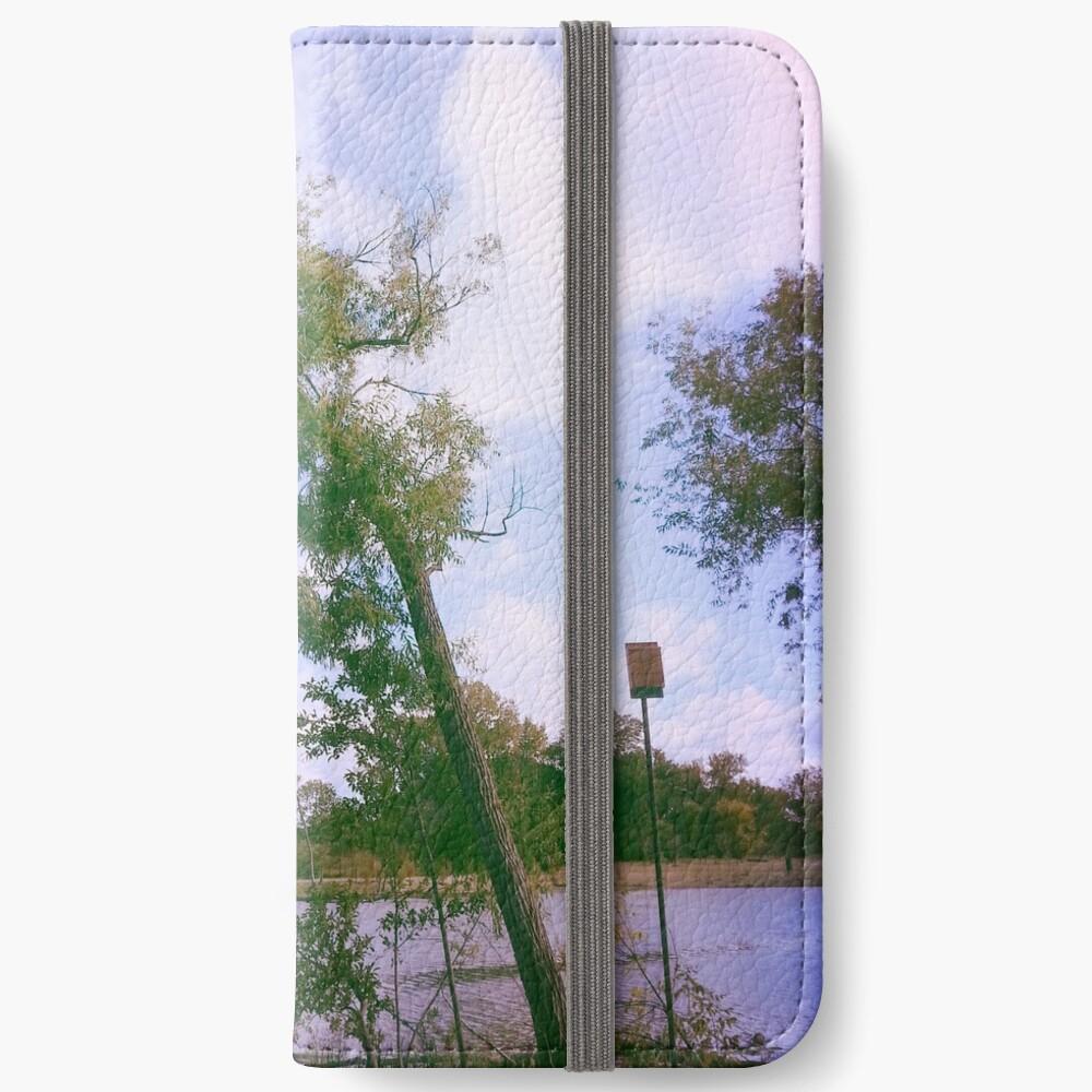 Park iPhone Wallet