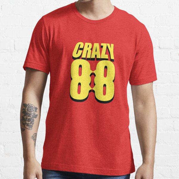 Crazy 88 Masks & Shadow (yellow) Essential T-Shirt