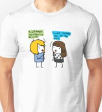 Valuable pick-up lines.  T-Shirt