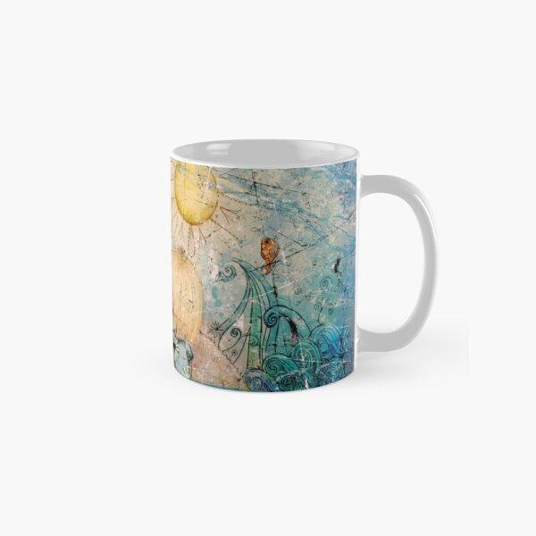 sun and sea Classic Mug