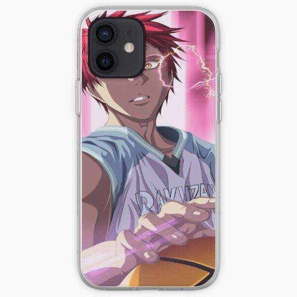 Akashi kuroko's basket  Coque souple iPhone
