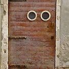 Port Hole Door, Venice by Barbara Wyeth