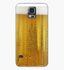 Funda/vinilo para Samsung Galaxy Cerveza