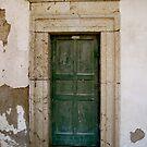 Green Door, Capri by Barbara Wyeth