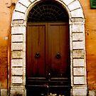 Arch Doorway, Firenze by Barbara Wyeth