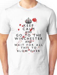 Shaun of the Dead - Keep Calm Unisex T-Shirt
