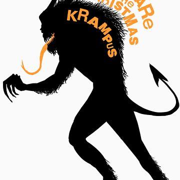 The Christmas Krampus by Fishmas