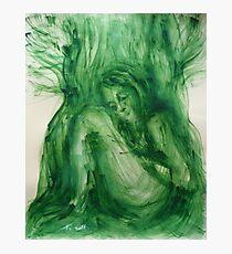 """Inside of tree"" Photographic Print"