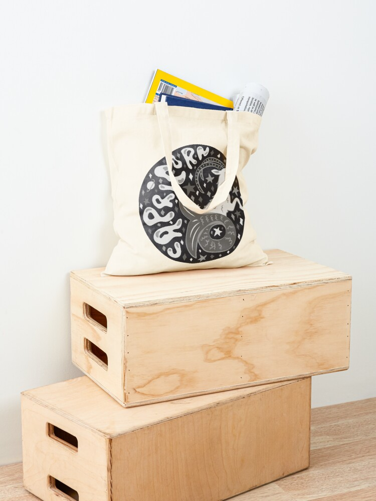 Alternate view of Capricorn Tote Bag