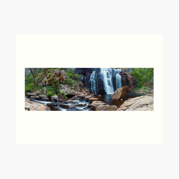 MacKenzie Falls, Grampians, Australia Art Print