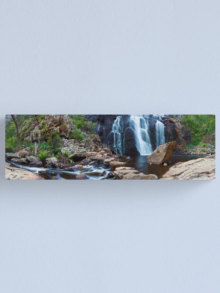 Alternate view of MacKenzie Falls, Grampians, Australia Canvas Print