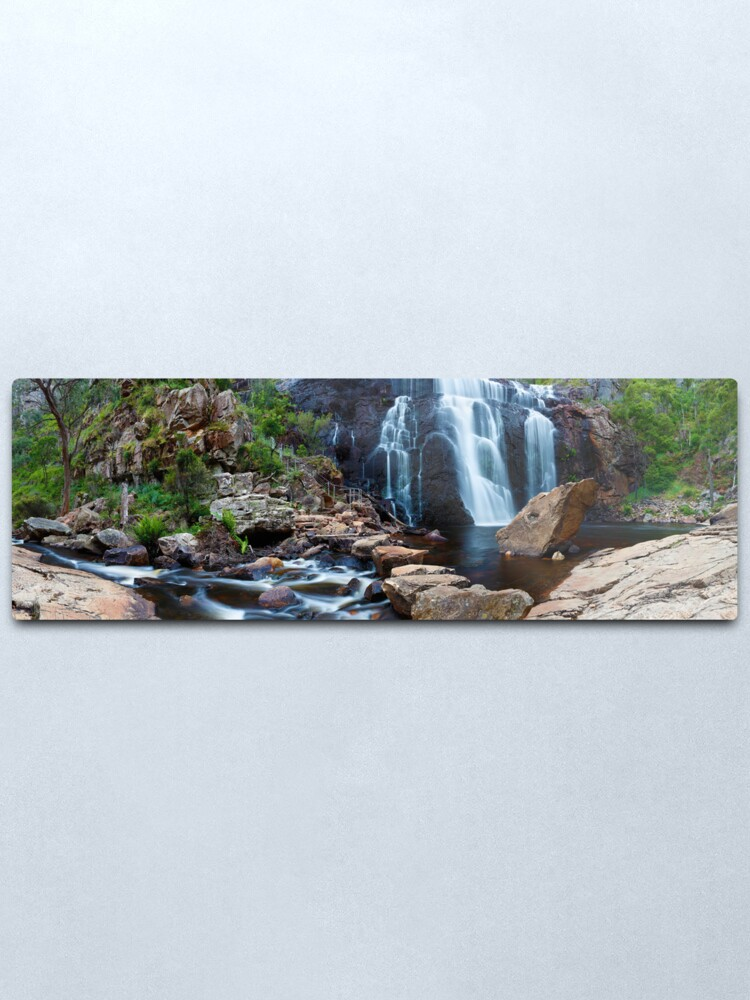 Alternate view of MacKenzie Falls, Grampians, Australia Metal Print