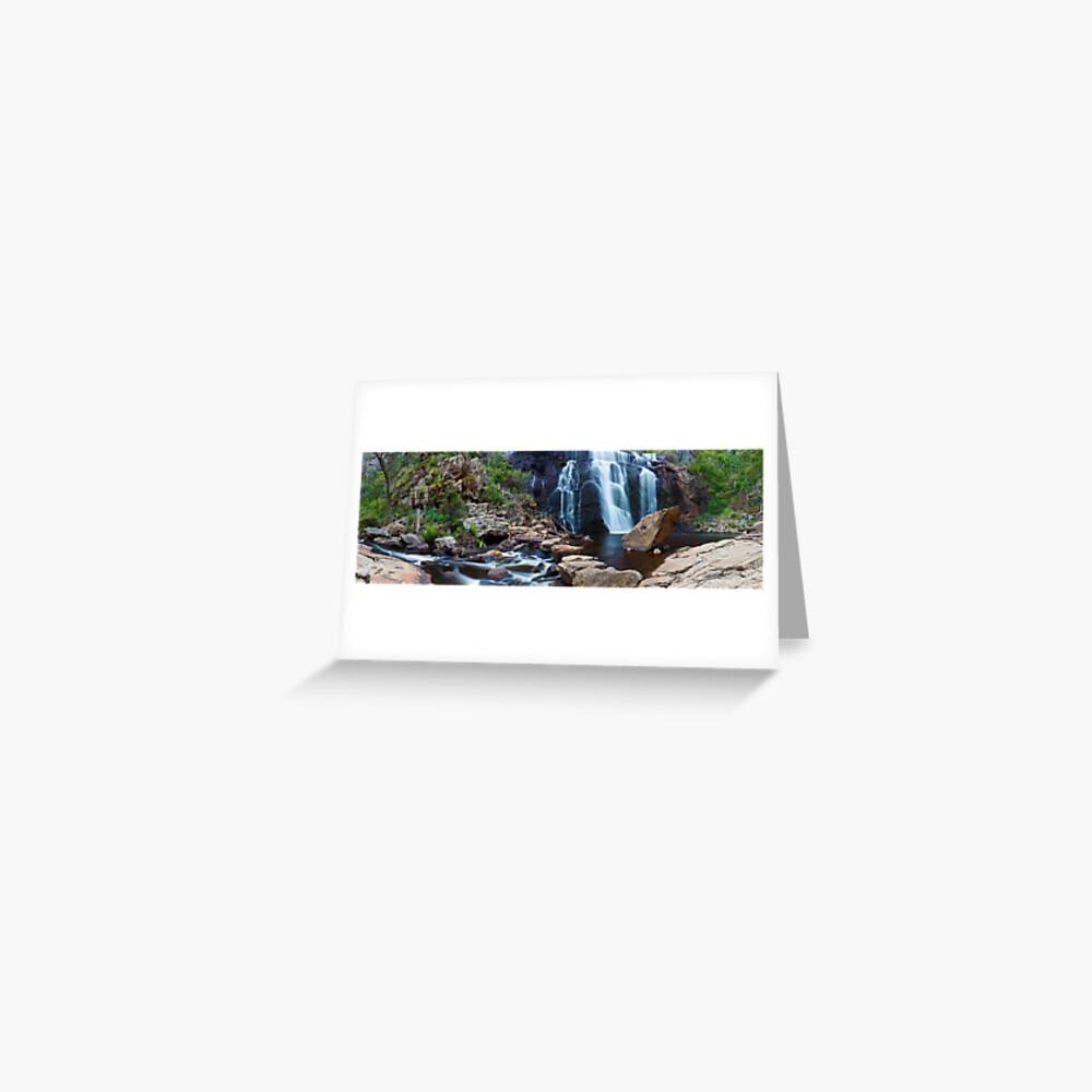 MacKenzie Falls, Grampians, Australia Greeting Card