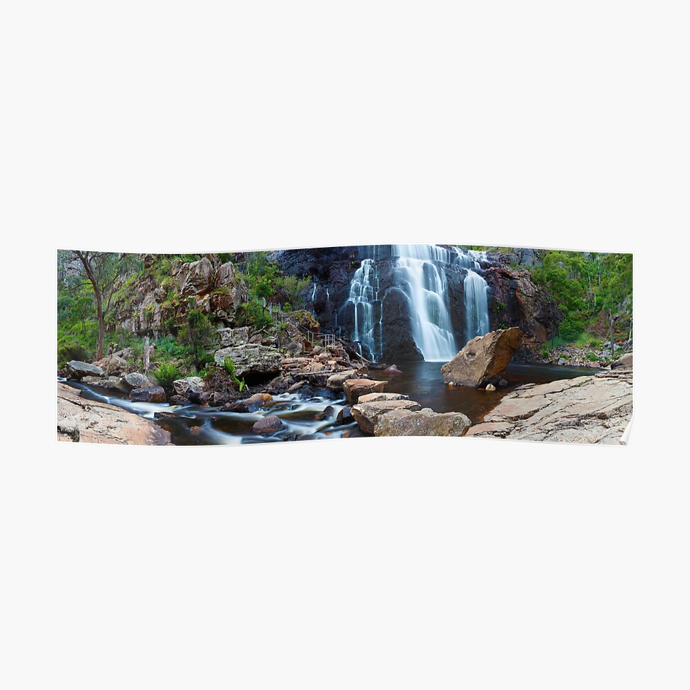 MacKenzie Falls, Grampians, Australia Poster