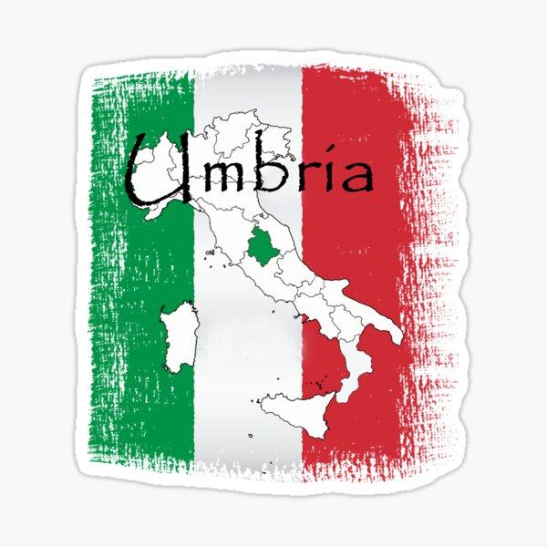 UmbriaPride Design Sticker