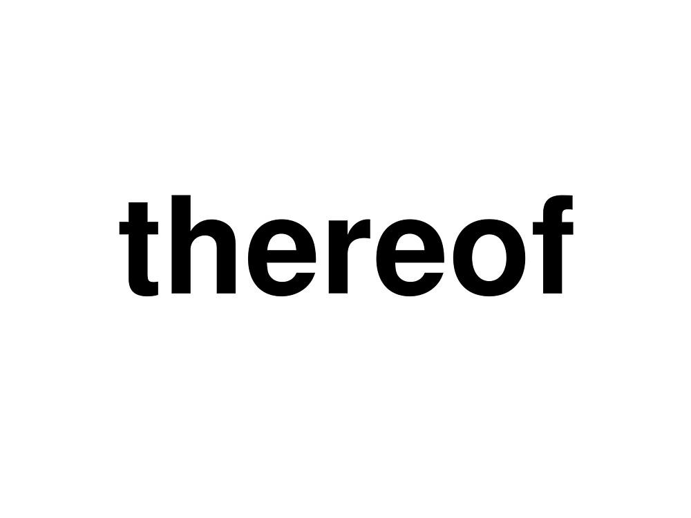 thereof by ninov94