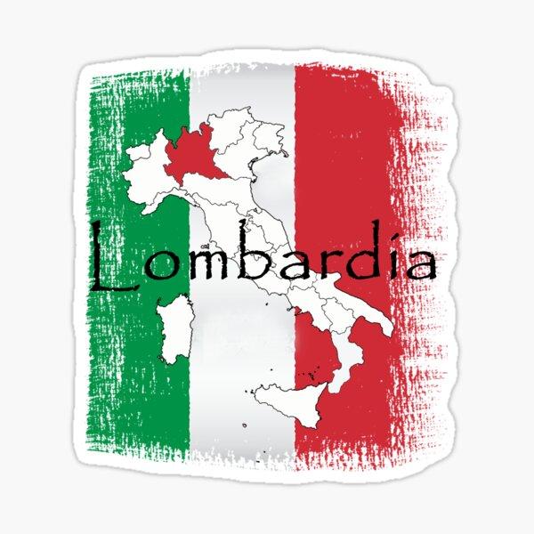 Lombardia Design Sticker