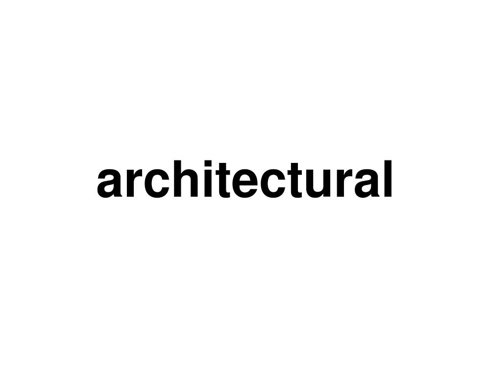 architectural by ninov94