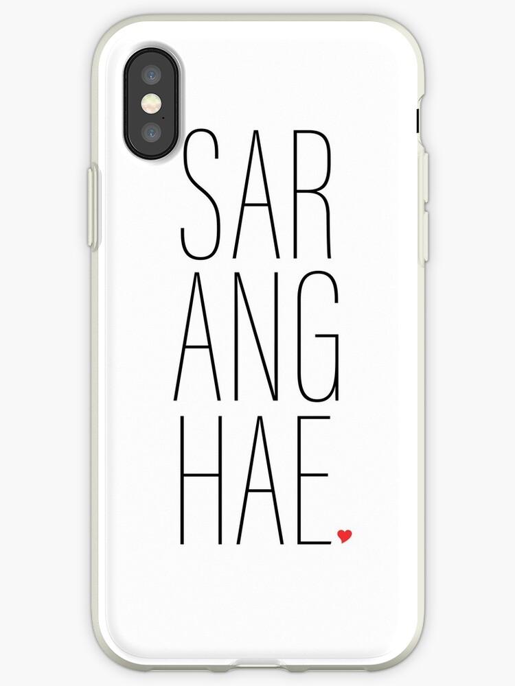 SARANGHAE - I love you. by AKAshananigans