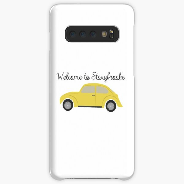 Welcome to Storybrooke - Once Upon A Time Samsung Galaxy Snap Case