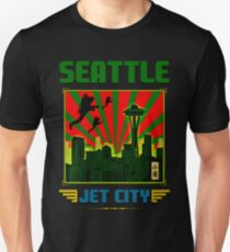 SEATTLE - JET CITY T-Shirt