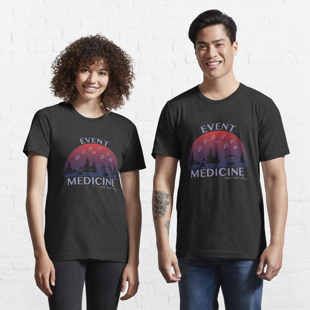 Event Medicine Festival At Sunset Essential T-Shirt