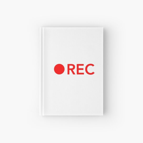 Record Hardcover Journal