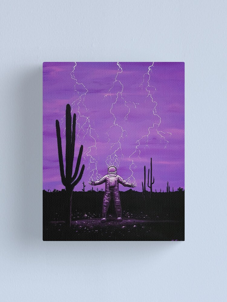 Alternate view of Recharge Canvas Print