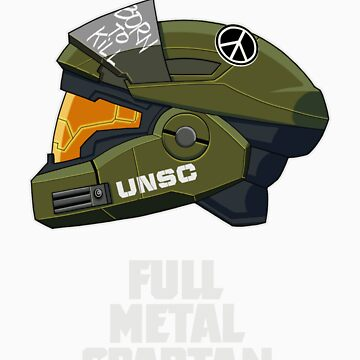 Full Metal Spartan (dark) by the-other-mike