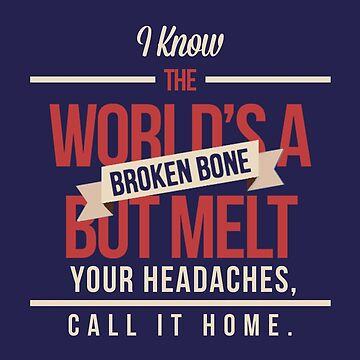 The World's a Broken Bone by maddies-art