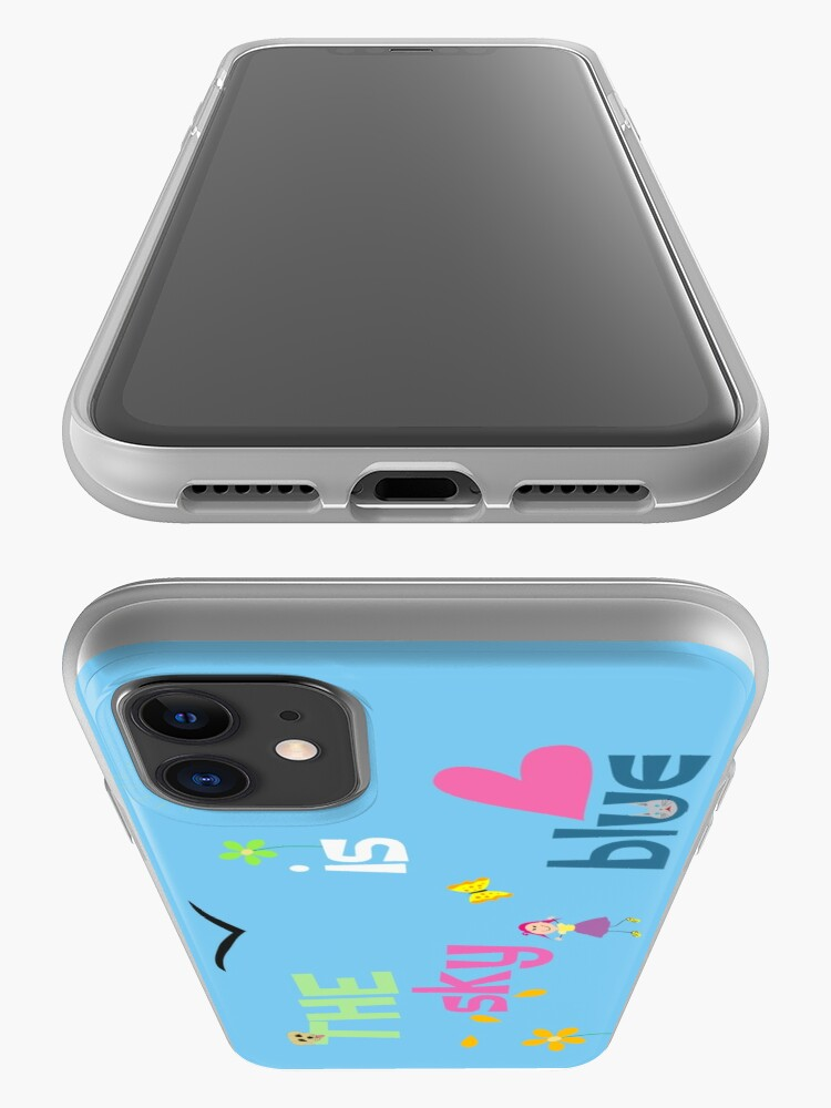 Alternate view of The Sky Is Blue iPhone Case & Cover